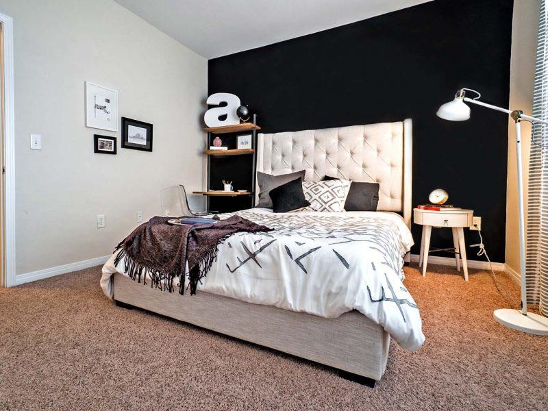TGM Andover Park Apartment Master Bedroom