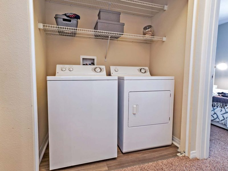 TGM Andover Park Apartments Washer and Dryer Room